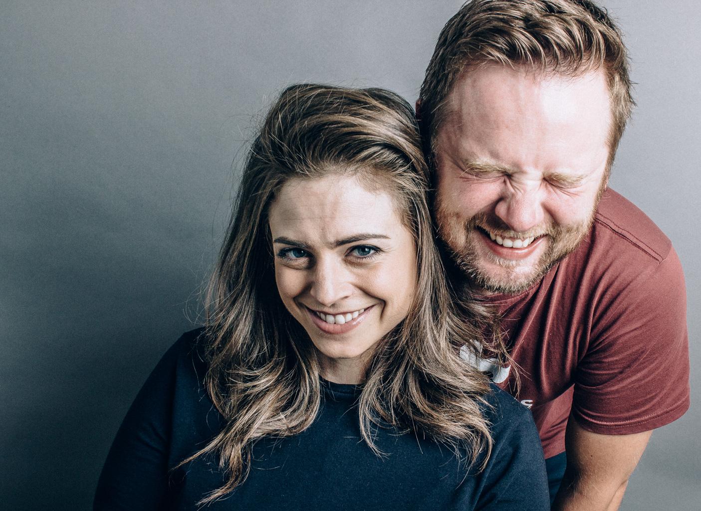 Ilana & Gary